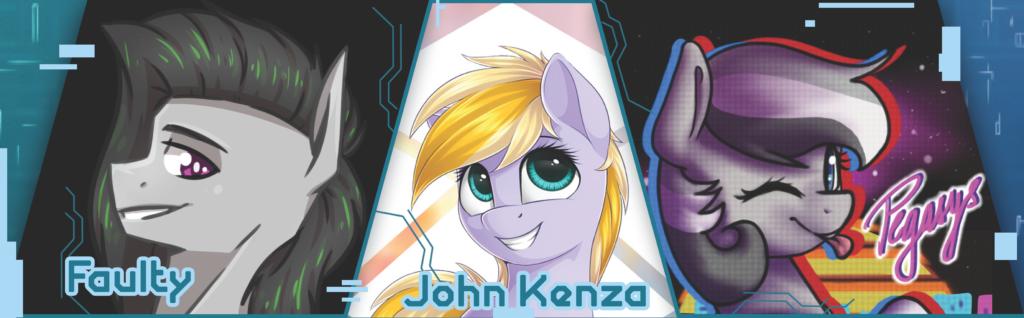 John Kenza, PegasYs and Faulty