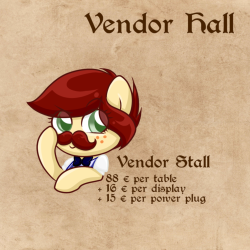 Vendor Stall Breakdown